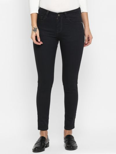 Charcoal Grey Skinny Fit Jeans